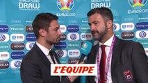 Panucci «Contre la France, ça va être difficile» - Foot - Euro 2020
