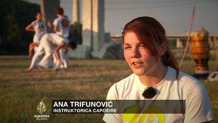 Capoeira u Beogradu