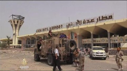 Husi napustili Aden