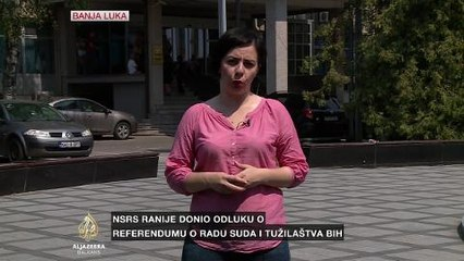 Smiljanić o uloženom vetu na Referendum u RS-u