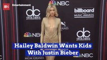 Justin Bieber And Hailey Want To Make Real Beliebers