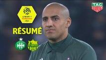 AS Saint-Etienne - FC Nantes (3-0)  - Résumé - (ASSE-FCN) / 2018-19