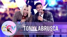 Video GGV: Tony has a juicy revelation about his bed scene with Angel
