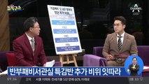 '기강해이' 도넘은 청와대 잇단 추가 비위
