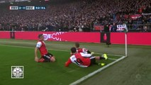 Eredivisie - Le boulet de canon de Larsson enfonce le PSV !