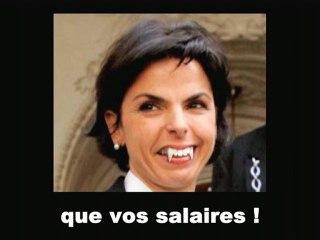 La Salsa de Sarkozy ( humour-parodie)