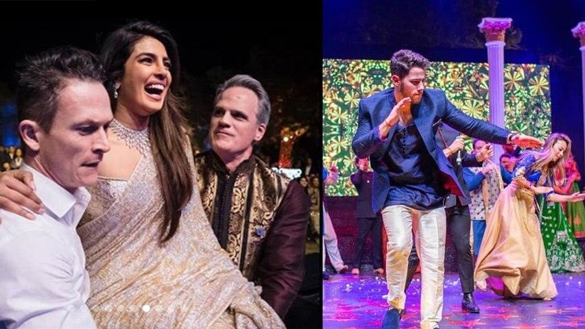 Priyanka Chopra & Nick Jonas Royal Sangeet video raise your Heartbeat; Must Watch | Boldsky