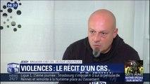 """Gilets Jaunes: """"Cette violence extrême je ne l'avais jamais connue"""", témoigne un CRS présent place de l'Étoile"""