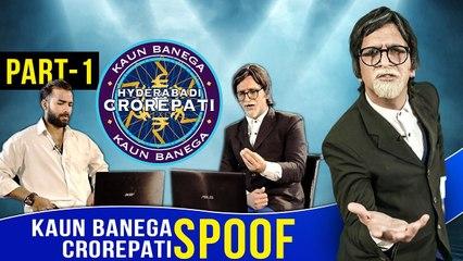Kaun Banega Hyderabadi Crorepati || KBC Spoof || Kiraak Hyderabadiz