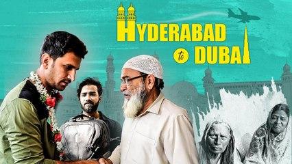 HYDERABAD TO DUBAI || Funny Job Comedy || Kiraak Hyderabadiz
