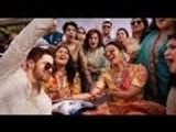 All That Happened At Priyanka Chopra-Nick Jonas' Mehendi & Sangeet Ceremony