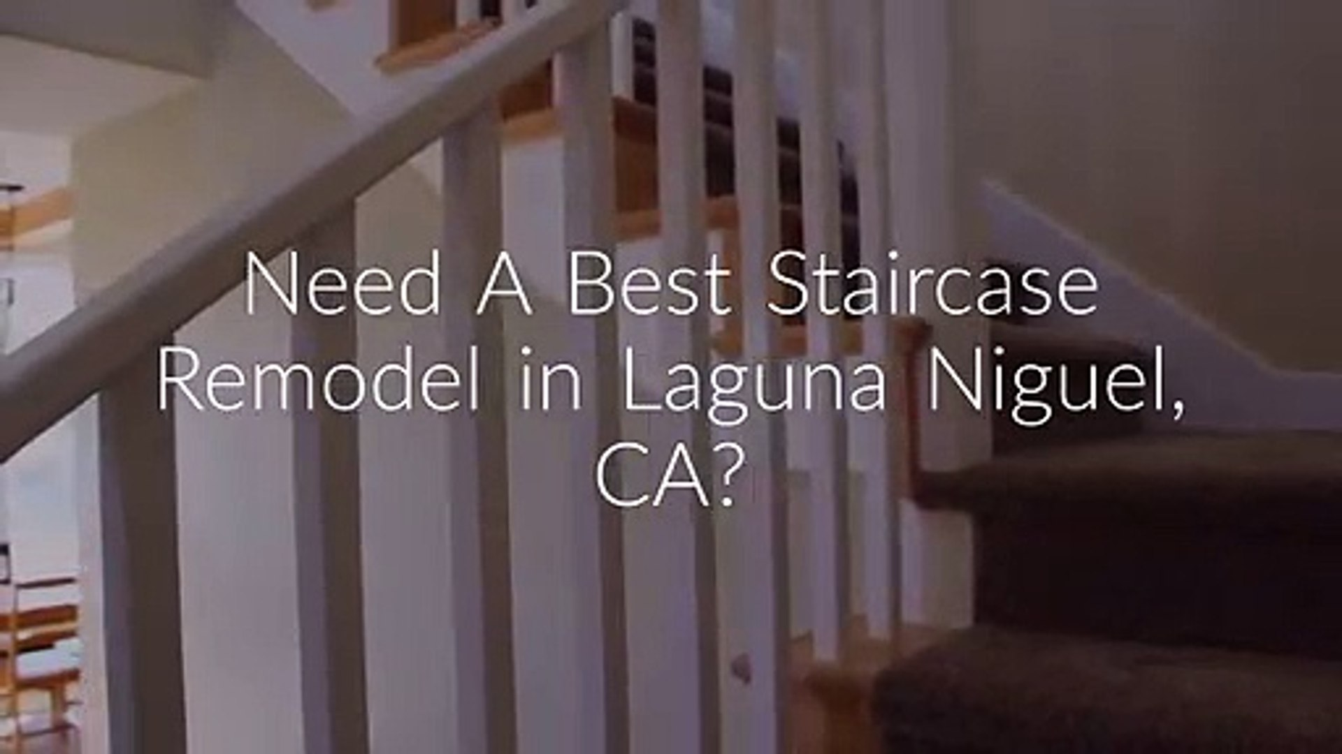 Staircase Remodel Accord Stairs 949 280 7949