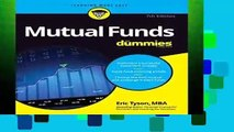 Popular Mutual Funds For Dummies