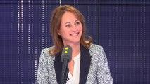 """""""Quand j'étais ministre de l'Environnement, la France respectait ses objectifs"""", estime Ségolène Royal"""