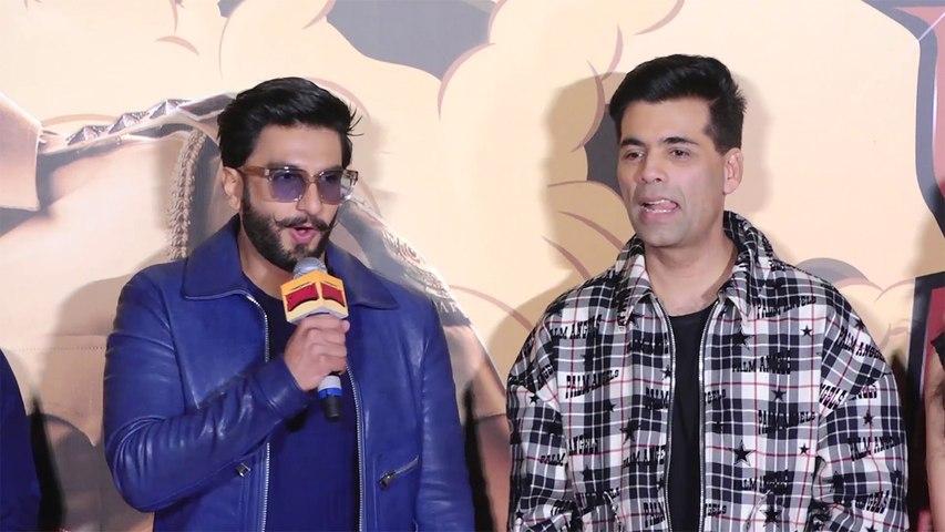 Ranveer Singh speaks up on life post marriage with Deepika Padukone; Watch Video | Boldsky