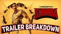 Simmba Trailer Breakdown | Ranveer Singh, Sara Ali Khan, AjayDevgan, Sonu Sood | Rohit Shetty