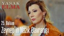 Zerrin, Zeynep'in davetini kabul edecek mi? - Yasak Elma 25. Bölüm