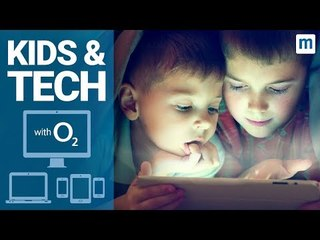 How Much Technology Should Children Use? | O2