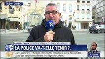 """Gilets jaunes: plutôt qu'une """"prime"""" pour les policiers mobilisés, l'UNSA Police demande """"qu'on paye les heures supplémentaires"""""""