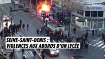 Seine-Saint-Denis : violences aux abords d'un lycée