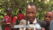 Football: Africa sport le président sortant  vagba est reconduit pour la direction du club