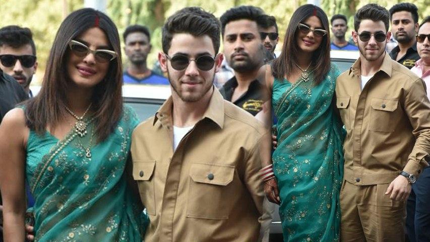 Priyanka & Nick Wedding: Priyanka looks ethereal in unique Mangalsutra & Sindoor style | Boldsky