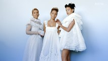 Jada Pinkett-Smith, Willow Smith, and Adrienne Banfield-Norris Talk Relationships, Social Media, and Red Table Talk