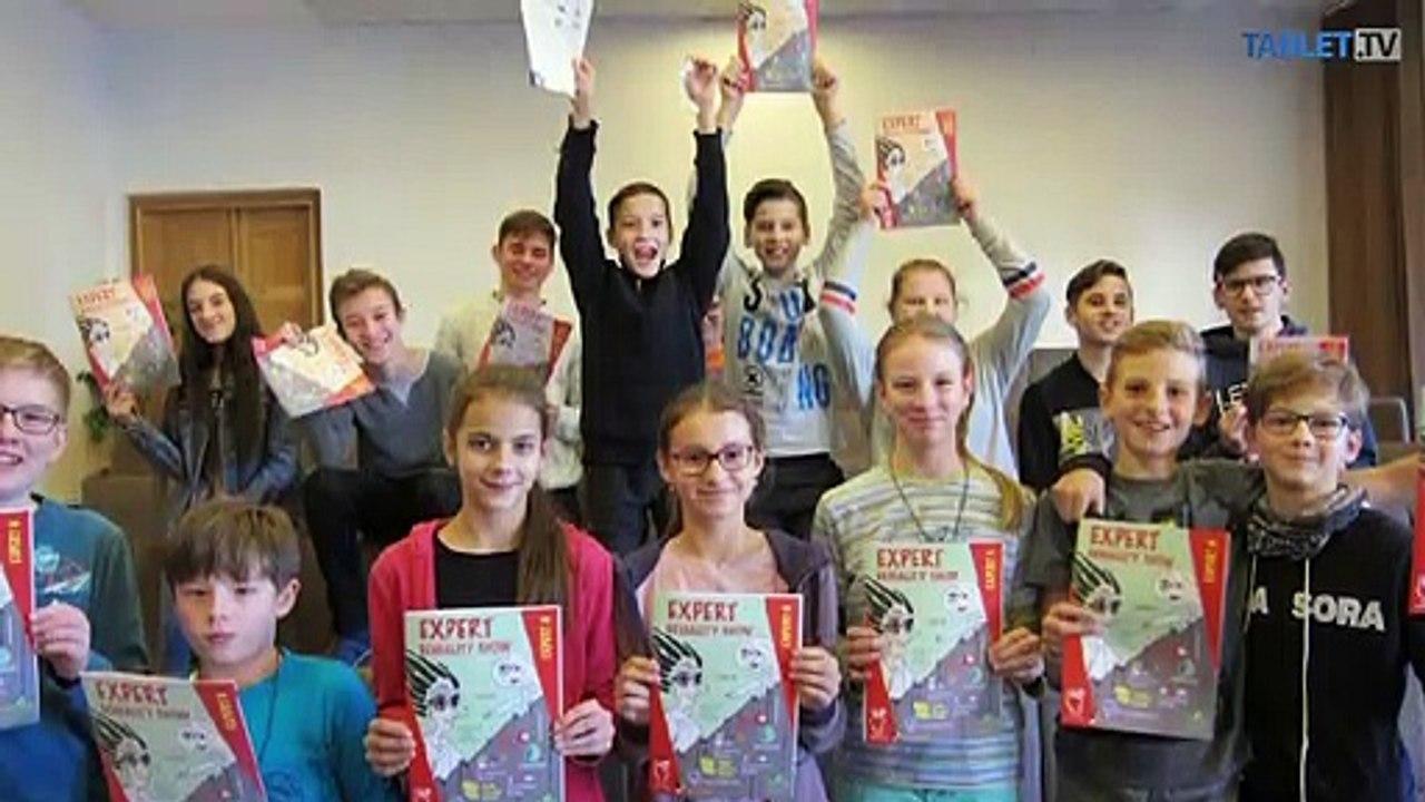 ŠKOLSKÉ SPRÁVY: Návšteva Steelparku a Vďakyvzdanie na slovenský spôsob