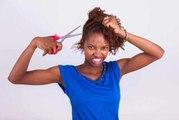 Comment se couper les cheveux soi même ?