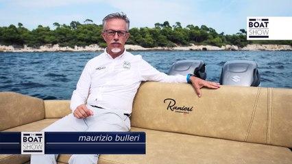 RANIERI CAYMAN 38.0 EXECUTIVE TROFEO - 4K - The Boat Show