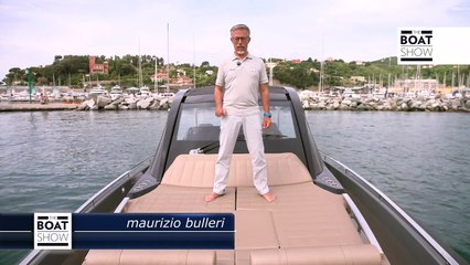 SACS REBEL 47 OPEN - 4K - The Boat Show
