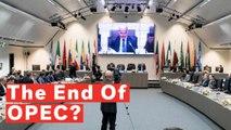 Qatar Pulls Out Of Oil Cartel OPEC