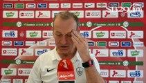 Brest - Lens : Conférence de presse d'avant-match