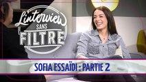 """""""Un des plus beaux souvenirs de ma vie"""" : Sofia Essaïdi revient sur sa rencontre avec Jacques Villeret"""