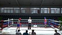 Santiago Lopez VS Franklin Lopez - Boxeo Amateur - Miercoles de Boxeo