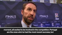 Eng Sub: 'exciting fixture' Southgate on Netherlands vs England in Nations League semi