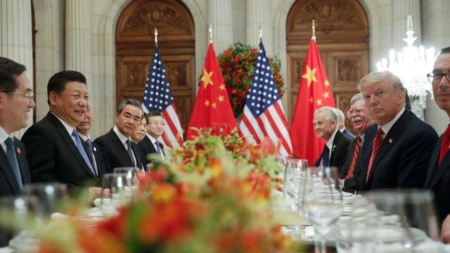 U.S., China Cease-Fire on Tariffs Only Kicks the Can Down the Road