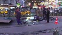 Kabataş-Bağcılar tramvay hattında meydana gelen arıza giderildi - İSTANBUL
