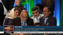 COP 24: Live Interview With Watmore Makokoba From Katowice, Poland.