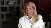 Ambient: 2018 Women's Ballon d'Or a victory for women's football says winner Ada Hegerberg