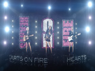 The McClymonts - Hearts On Fire