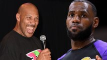 Lavar Ball Reveals His Relationship With LeBron James & Says When The Lakers Will Fire Luke Walton