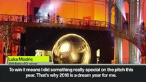 Eng Sub: Twerking overshadows Modric win at Ballon d'Or