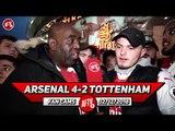Arsenal 4-2 Tottenham | Dele Alli Deserves An Oscar For His Impersonation Of Tom Daley!