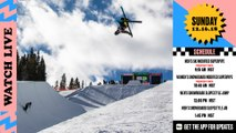 Day 4: 2018 Dew Tour Breckenridge – Men's Ski Modified Superpipe Final presented by Toyota, Women's Snowboard Modified Superpipe presented by Toyota + Men's Snowboard Slopestyle Final