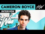 Cameron Boyce Reveals 'Descendants 3' Secrets!! | Hollywire