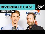 Riverdale Cast, KJ Apa & Luke Perry Reveal Season 3 Spoilers & Craziest Moments On Set!!   Hollywire