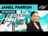 Janel Parrish Dishes On Who Noah Centineo Will End Up With | Hollywire