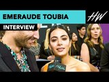 Emeraude Toubia Shadowhunters Star Sings Spice Girls Song At The People's Choice Awards! | Hollywire