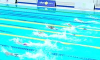 Ressa Kania Dewi Juara 200 M Gaya Bebas Putri